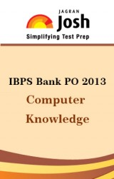 IBPS Bank PO Exam 2013 Computer Knowledge E-Book