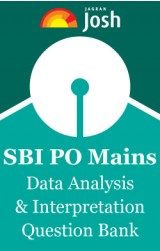 SBI PO Mains: Data Analysis & Interpretation Question Bank
