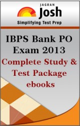 IBPS Bank PO Exam 2013 Complete Study & Test Package (eBooks)
