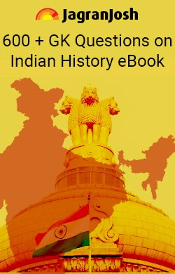 600 + GK Questions on Indian History eBook