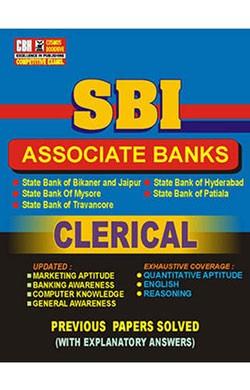SBI Associate Banks Clerical Exam Guide