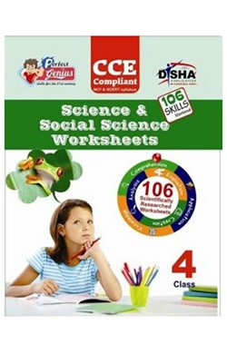 Perfect Genius Science & Social Science Worksheets for Class 4 (based on Bloom's taxonomy)