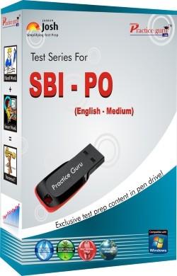 Pendrive Series SBI PO English
