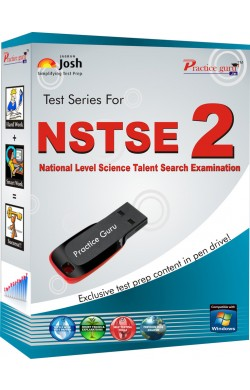 Pendrive Series NSTSE Class 2 English