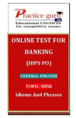 Idioms And Phrases for Banking