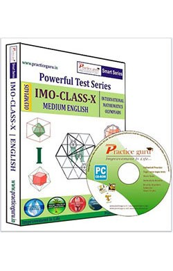 Smart Series IMO Class 10 CD English