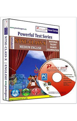 Smart Series NTSE Class 10 CD English