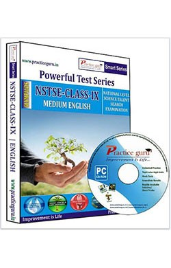 Smart Series NSTSE Class 9 CD English