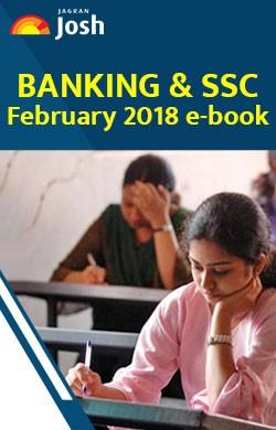 Banking & SSC February 2018 e-book
