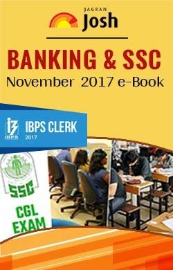 Banking & SSC November 2017 e-book