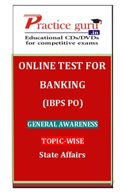 State Affairs for Banking