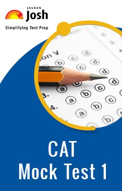 CAT Mock Test 1 - Online Test
