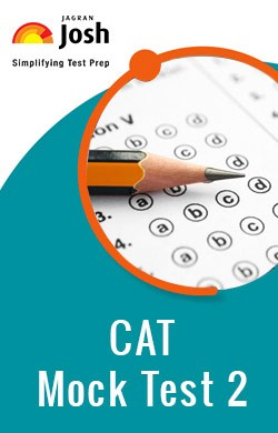 CAT Mock Test 2 - Online Test