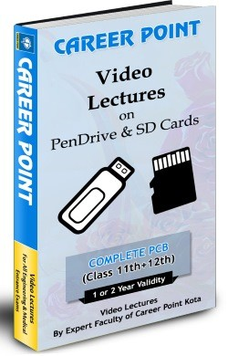 AIPMT/AIIMS/Pre-medical/NEET Video Lectures for Complete PCB (2 yr) on SD Card