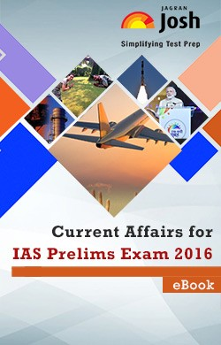 Current Affairs for IAS Prelims 2016 eBook