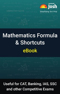 Mathematics Formula & Shortcuts eBook