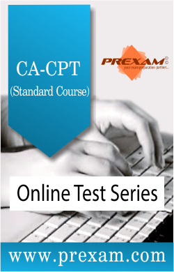 CA-CPT Standard Course Test Series
