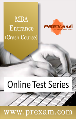 CAT Exam Crash Course Test Series