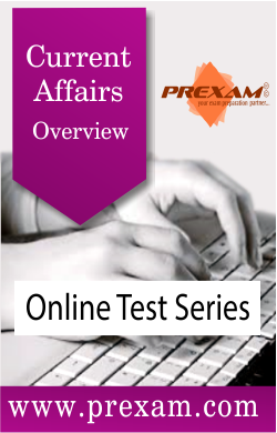 Current Affairs 2015-2016 Overview Test Series
