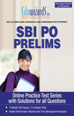 SBI PO Prelims by Eduwizards - Online Test