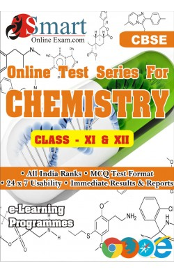 Smart Online Exam CBSE Chemistry Class - Xi & Xii English - Online Test