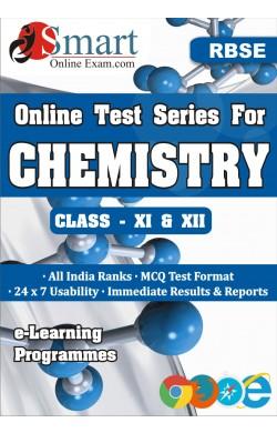 Smart Online Exam CHEMISTRY Class - Xi & Xii Hindi - Online Test