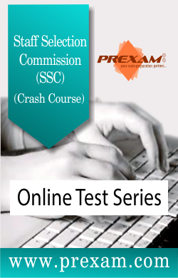 SSC Crash Course Test Series