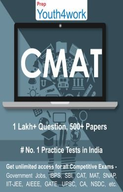 CMAT Best Online Practice Tests Prep (Duration - 3 Months)