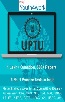 UPTU Best Online Practice Tests Prep (Duration - 3 Months)
