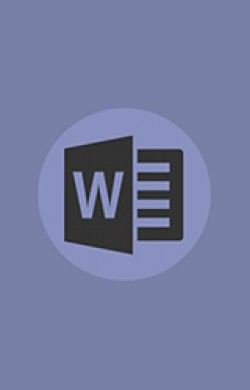 Exemplifying a Word Document - 2010 - Online Course