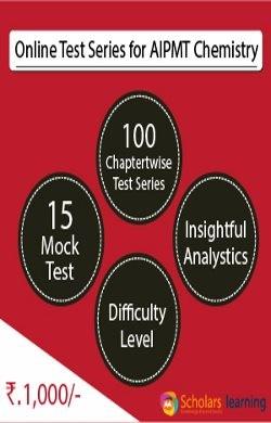 PMT Chemistry Online Test Series