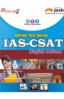 Topic Wise tests For IAS-CSAT - English
