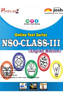 Topic Wise tests For  NSO Class 3 - English