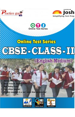 Topic Wise tests For  Class 2 - Maths, EVS & English Combo - English