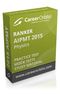 Ranker Physics AIPMT NEET-UG 2015 by Career Orbits