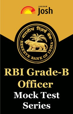 RBI Grade-B Officer Mock Test Series