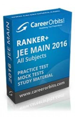 Ranker+ JEE Main 2016 by Career Orbits