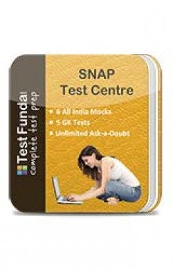 SNAP Test Centre (2014-15)