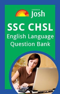 SSC CHSL: English Language Question Bank