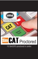 SimCAT Proctored 2015 by IMS - Online Test