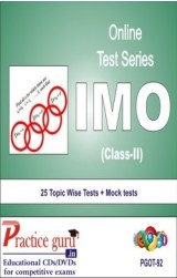 Practice Guru IMO Class 2 , 25 Topic Wise Tests Mock tests English Online Test
