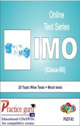 Practice Guru IMO Class 3 , 25 Topic Wise Tests Mock tests English Online Test
