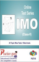 Practice Guru IMO Class 5 , 25 Topic Wise Tests Mock tests English Online Test