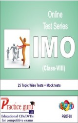 Practice Guru IMO Class 8 , 25 Topic Wise Tests Mock tests English Online Test