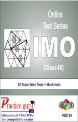 Practice Guru IMO Class 9 , 25 Topic Wise Tests Mock tests English Online Test
