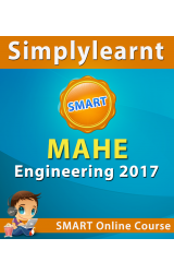 MAHE Engineering 2017 Online SMART Subscription Online Test