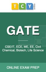 TCYonline GATE/IES-3 Months Pack. 20+ Online Tests
