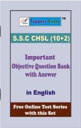 SSC CHSL LDC & DEO Exam English