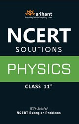 NCERT Solutions Physics Class 11th by Arihant Publication - Book