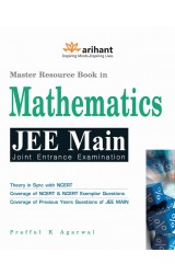 A Master Resource Book in Mathematics for JEE Main by Arihant Publication - Book